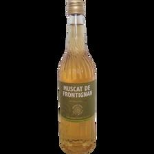 Vin blanc AOC Muscat de Frontignan Torsade, 75cl