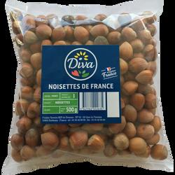 Noisette sèche, France, sachet 500g