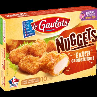 Nugget's Party de dinde, LE GAULOIS, 10 pièces, 200g
