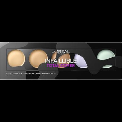 Palette correctrice infaillible total cover L'OREAL PARIS