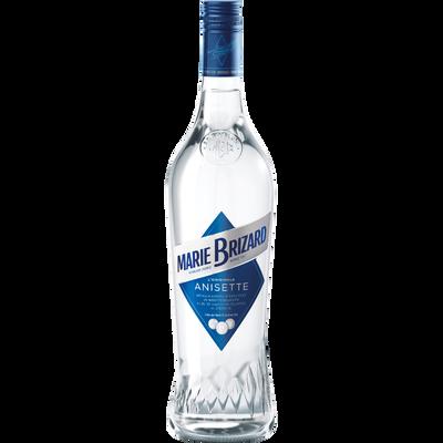 Anisette MARIE BRIZARD, 25°, bouteille de 70cl