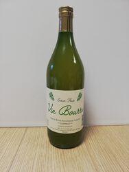 Vin blanc bourru, Les Vins Rémy Liboureau, bouteille 100cl
