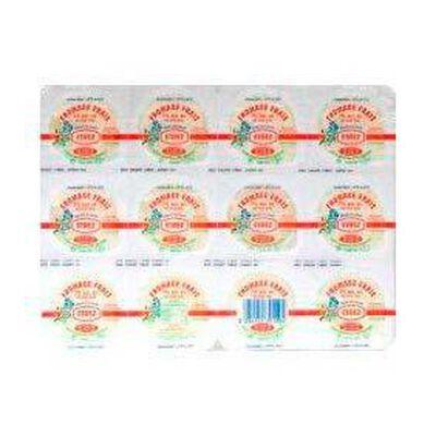 fromage frais ETREZ 12x100gr sec