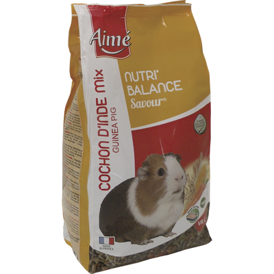 Nutri'balance savour mix cochon d'inde, AIME, 900g