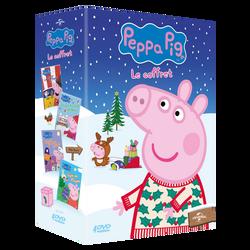Dvd Peppa pig 2020 x4