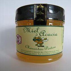 Miel d'acacia Charentes-Poitou, 250gr, pot, Coopérative apicole des Charentes et du Poitou