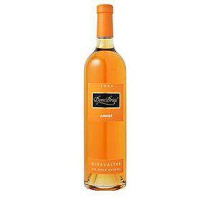 MUSCAT DE RIVESALTES AMBRÉ, Vin doux naturel DOM BRIAL750ML