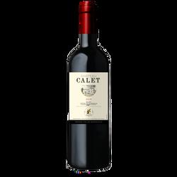 Blaye Côtes de Bordeaux AOP rouge Château Calet 2016 75cl