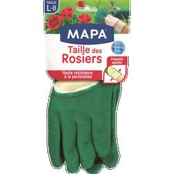Gants Taille des rosiers MAPA, taille L