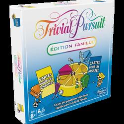 Trivial poursuit famille