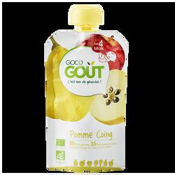 Gourde Pomme Coing - Good Goût