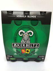 BIERES AKERBELTZ BLONDE 3*33CL