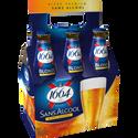 1664 Bière Blonde Sans Alcool , Pack 6 Bouteilles De 25cl