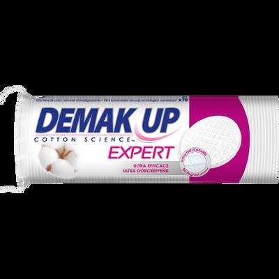 Disques à démaquiller Duo+ DEMAK'UP, x70
