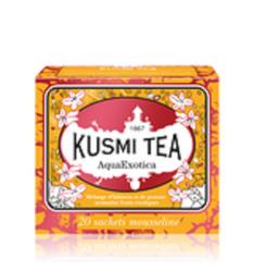 THE AQUAEXOTICA 20 SACHETS - KUSMI TEA