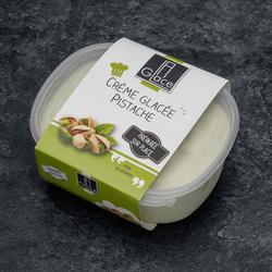 Glace pistache congelé, 1 pièce, 600g
