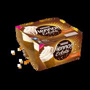 Nestlé Dessert Lacté Au Café Aromatisé Café Avec Copeaux De Toffee Le Viennois, 4x100g