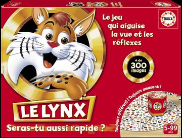 Educa Educa- Le Lynx 300 Nouvelle Edition - Dès 5 Ans