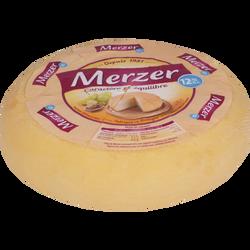 Fromage au lait pasteurisé allégé Le Merzer, 12%mg