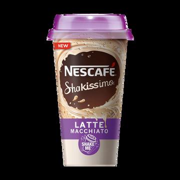 Nescafé Shakissimo Saveur Latte Macchiato Nescafé, 190ml