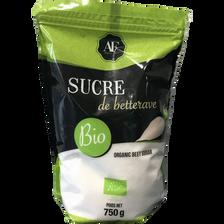Sucre de betterave Bio FLEURANCE, 750g
