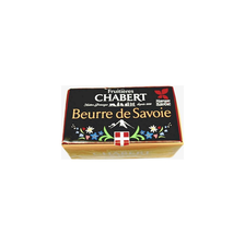 "Beurre ""Fruitières Chabert"" 82%MG 250g"