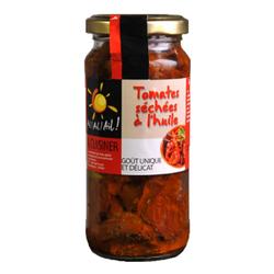 Tomates sechées à l'huile Ail!Ail!Ail! 230g