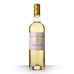 """Vin blanc moelleux Ste-Croix du Mont """"Châteu du Haut Mayne"""", 75cl"""