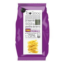 Snack poppé saveur fromage - Too Good - 85 g