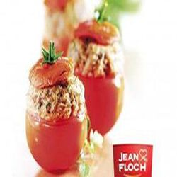 Tomates farcies x4, JEAN FLOC'H