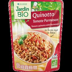 Quinotto tomate/parmesan façon risotto bio JARDIN BIO 220g