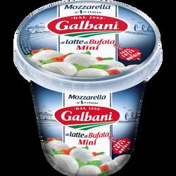 Mini di latte di bufala GALBANI, 24%mg, 150g