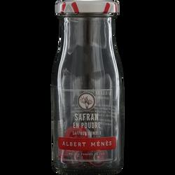 Safran en poudre ALBERT MENES,3 x 0,1 g