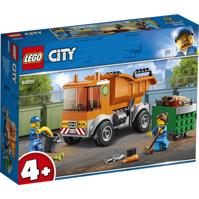 Camion de poubelle LEGO City