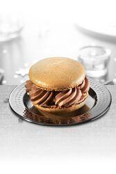 Macaron chocolat, origine Equateur, 1 pièce, 110g