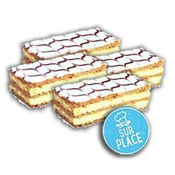 MILLE FEUILLE X4
