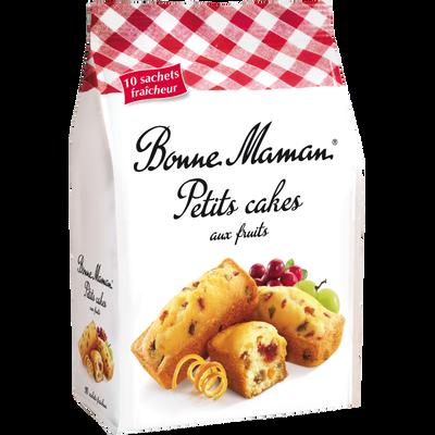 Petits cakes aux fruits BONNE MAMAN, 300g