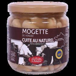 Mogettes de Vendée cuites au naturel les recettes d'autrefois GASTROMER, 420g
