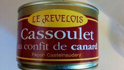 CASSOULET CONFIT DE CANARD