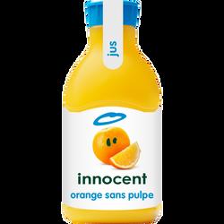 Pur jus d'orange sans pulpe, INNOCENT, 1500ml
