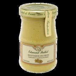 Moutarde de Dijon EDMOND FALLOT, bocal 105g