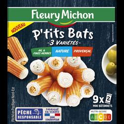 Bâtonnet best of surimi FLEURY MICHON x18 180g