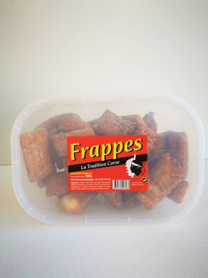 FRAPPES  OFFRE SPECIALE  500G