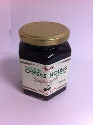 CONFITURE CERISE NOIRE 320GR