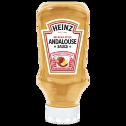 Sauce andalouse HEINZ, 220ml