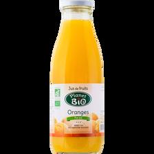 Jus d'orange, BIO, bocal de 75cl