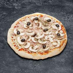Pizza régina fabrication