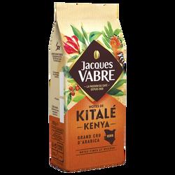 Café Moulu JACQUES VABRE Origine Kenya Kitale 250g