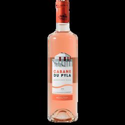 Vin rosé AOP Bordeaux cabane du pyla, 75cl