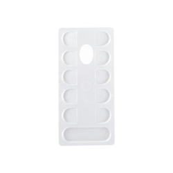 Palette rectangulaire LEFRANC BOURGEOIS, en plastique, 1 unité